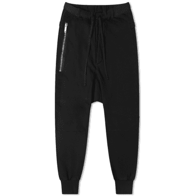 Unravel Project Basic Drop Crotch Sweat Pant