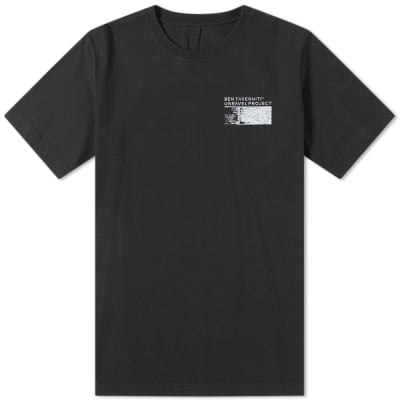 Unravel Project Concrete Logo Printed Tee