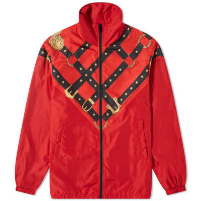 Versace Harness Nylon Track Jacket
