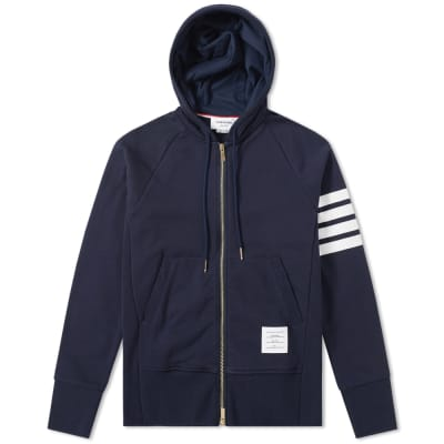 Thom Browne Engineered Stripe Hoody