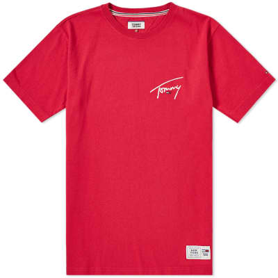 Tommy Jeans Signature Tee