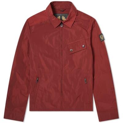 Belstaff Camber Nylon Zip Jacket