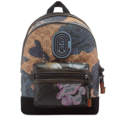 Coach x Kaffe Fassett Signature Academy Backpack