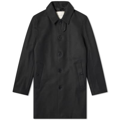 Mackintosh Dunoon Wool Car Coat