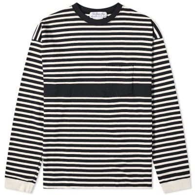 Remi Relief Long Sleeve Stripe Tee
