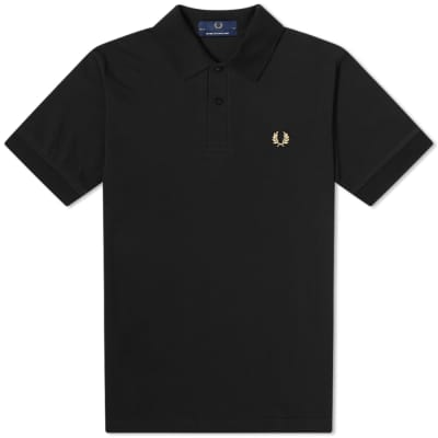 Fred Perry Reissues Original Plain Polo