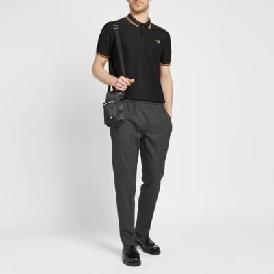 Fred Perry x Miles Kane Tipped Polo Shirt