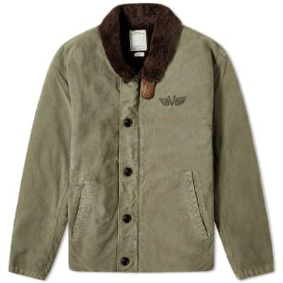 Visvim Deckhand Jacket
