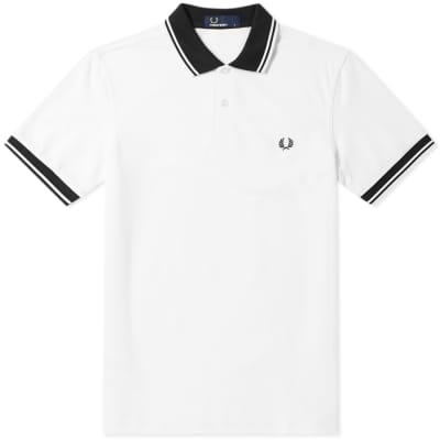 Fred Perry Contrast Rib Polo