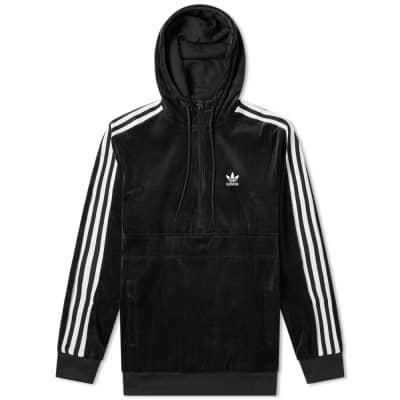 Adidas Cozy Half Zip Hoody