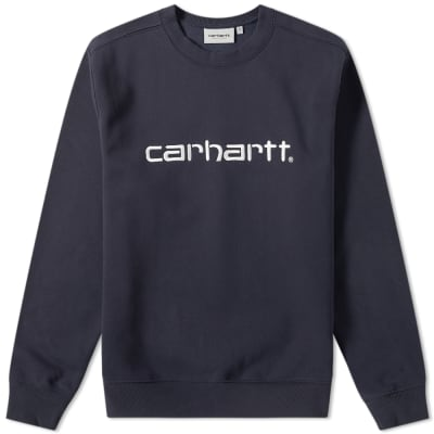 Carhartt Embroidered Logo Sweat