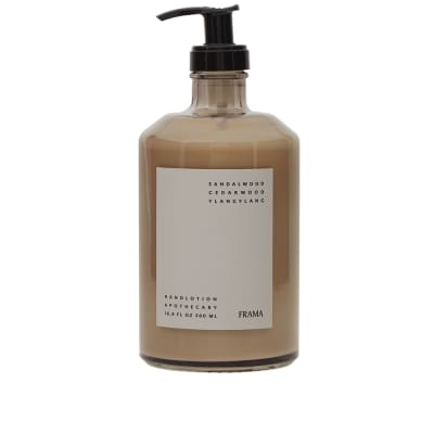 Frama St. Paul's Apothecary Hand Lotion