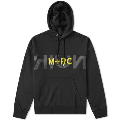 M+RC Noir Big Logo Popover Hoody