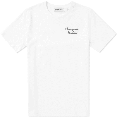 NASASEASONS Anonymous Rockstar Tee