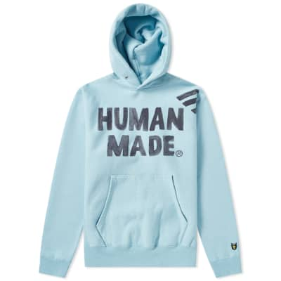 Human Made Pizza Popover Hoody