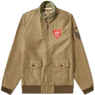 Human Made Tankes Jacket