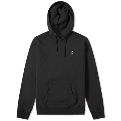 SOPHNET. Sleeve Panel Hoody