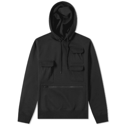 SOPHNET. Tech Knit Multi Pocket Hoody