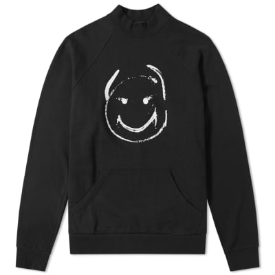 Undercover Smiley Crew Sweat