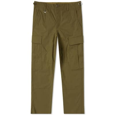 Uniform Experiment Cropped Cargo Pant