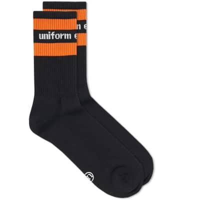 Uniform Experiment Regular Line Sock