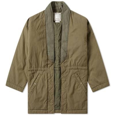 Visvim Dotera Coat