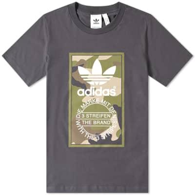Adidas Camo Tee