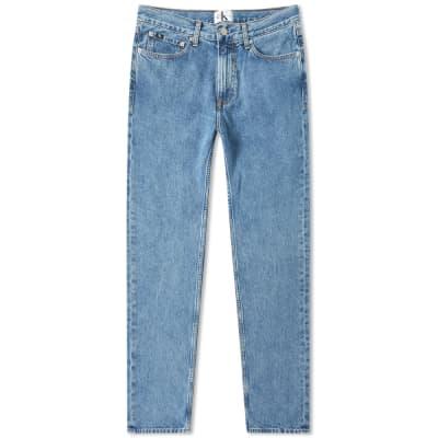 Calvin Klein 035 Straight Fit Jean