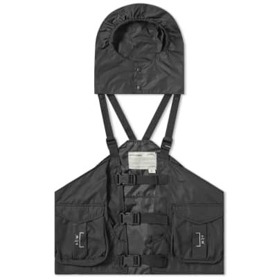 A-COLD-WALL* Technical Hooded Gilet