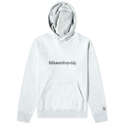 Billionaire Boys Club Embroidered Popover Hoody