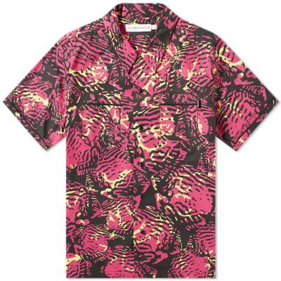 Billionaire Boys Club Fish Camo Vacation Shirt