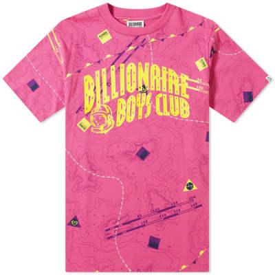 Billionaire Boys Club Nautical Arch Logo Tee