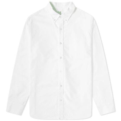 Denim by Vanquish & Fragment Icon Oxford Shirt