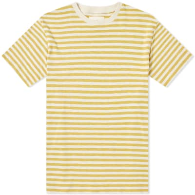 Folk Striped Tee