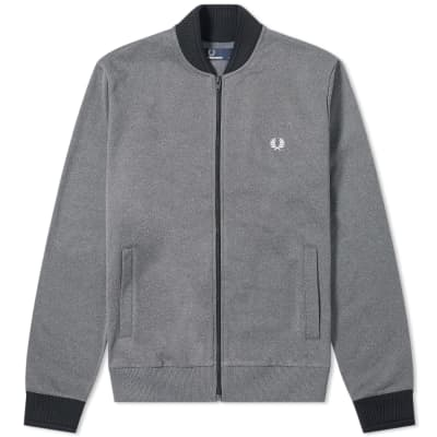 Fred Perry Authentic Bomber Track Jacket