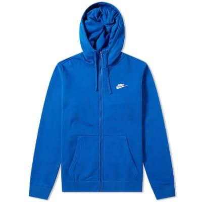 Nike Club Zip Hoody