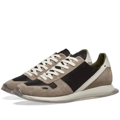 Rick Owens New Vintage Lace-Up Runner