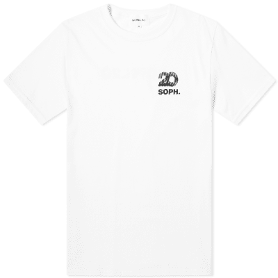 SOPH.20 Square Chest Logo Tee