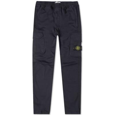 Stone Island Garment Dyed Cargo Pant