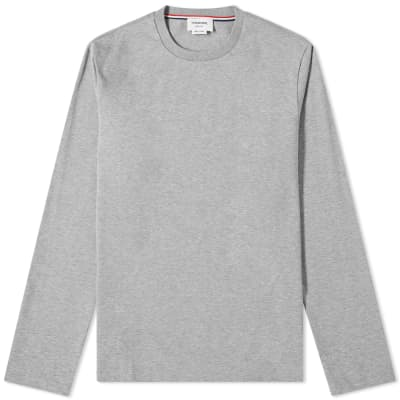 Thom Browne Classic Long Sleeved Tee