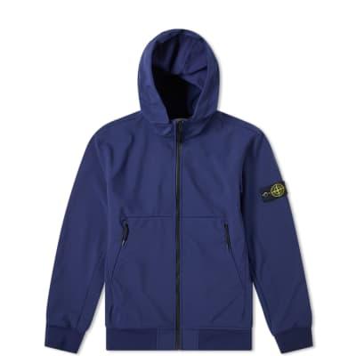 Stone Island Junior Soft Shell Jacket
