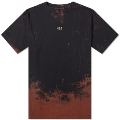 424 Reworked Bleached Tee