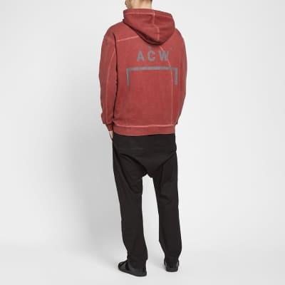 A-COLD-WALL* Overlock Zip Hoody