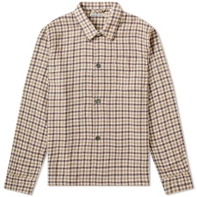 Our Legacy Box Wool Shirt