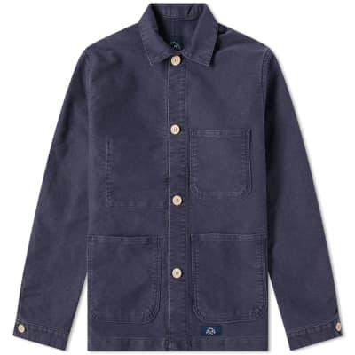 Bleu de Paname Counter Jacket