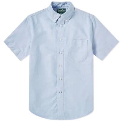 Gitman Vintage Short Sleeve Oxford Shirt