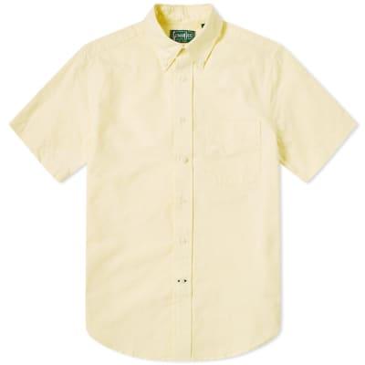 Gitman Vintage Short Sleeve Spring Oxford Shirt