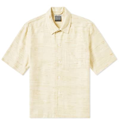 Our Legacy Short Sleeve Box Vacation Shirt