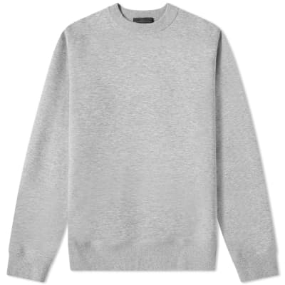 SOPHNET. Tech Knit Side Zip Crew
