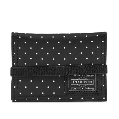Head Porter Dot Band Card Case